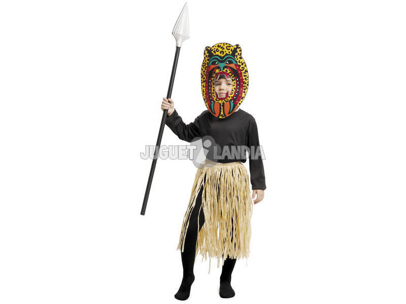 Disfarce Menino XL Zulu