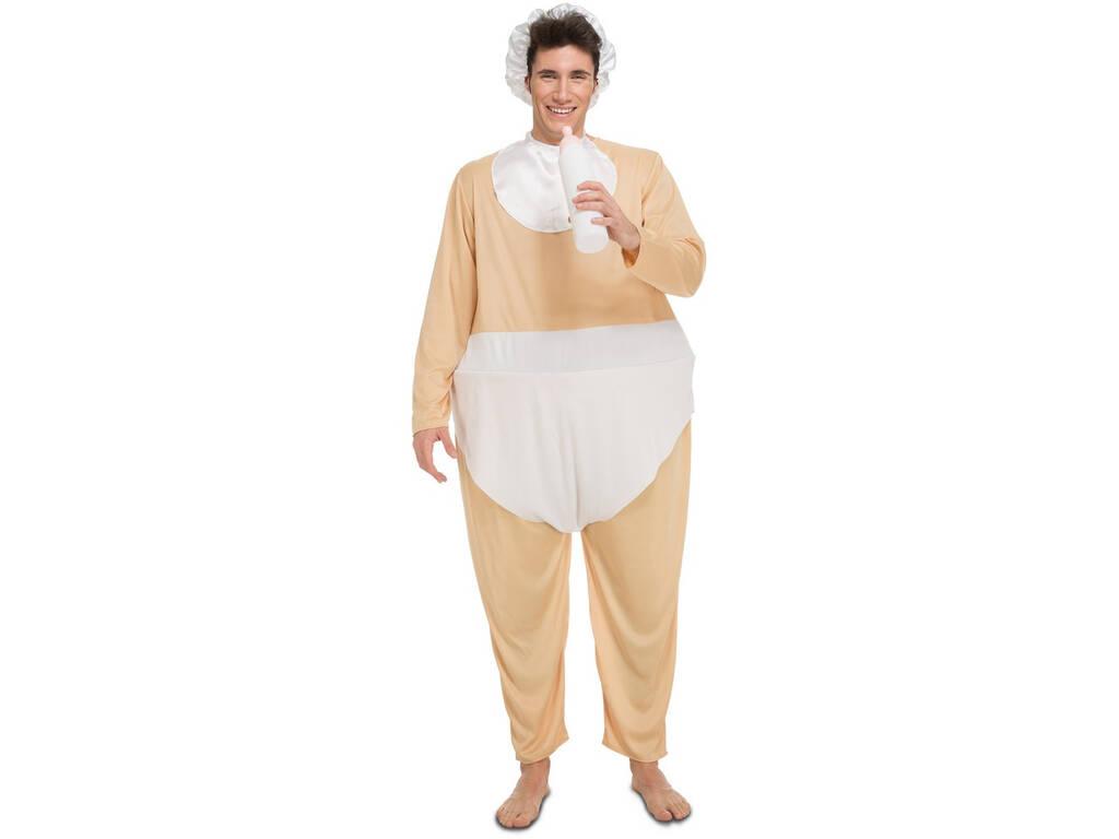 Costume Uomo L Baby Cicciotello