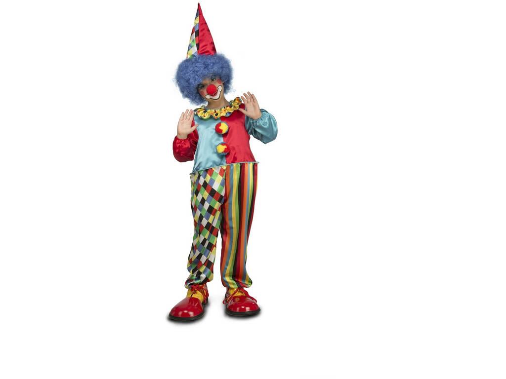 Disfraz Niño XL Payaso Gordinflón