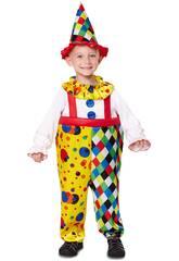 Déguisement Bébé L Petit Clown Garçon