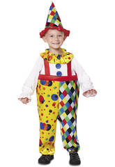 Disfraz Niño S Payasito