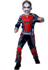 Déguisement Enfant Ant-Man Classic Taille M Rubies 640486-M