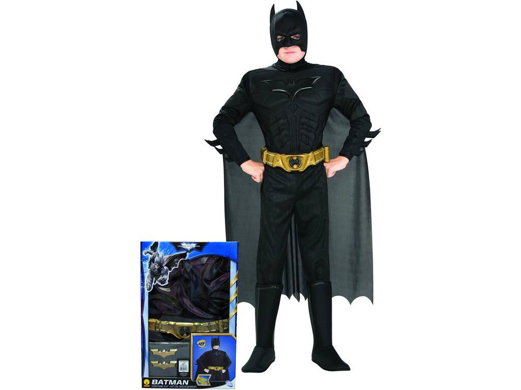 Costume Bimbo Batman Cavaliere Oscuro Muscoloso L Rubies 880401-L