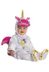 Costume Baby Unicorn Robe Tamanho M Nines D'Onil