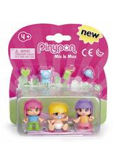 Pinypon Niños y Bebes Famosa 700014032