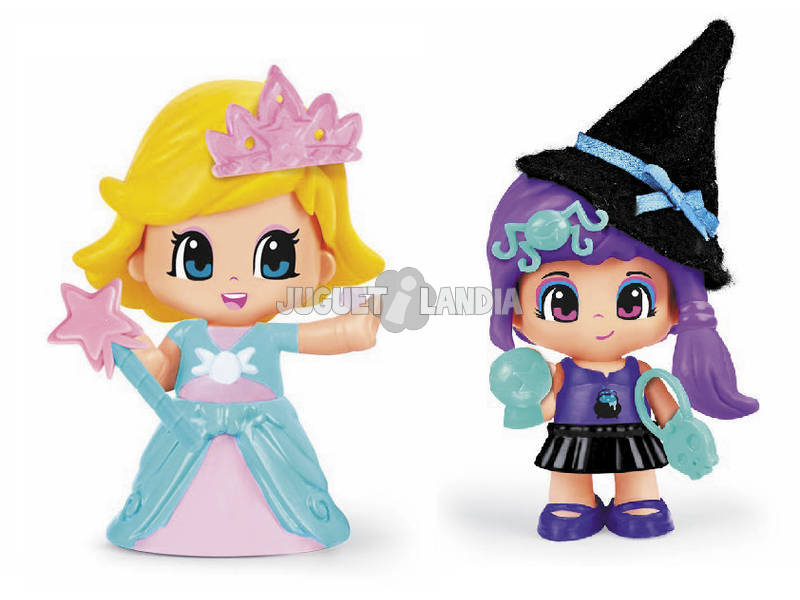 Pinypon Princess e bruxa famosa 700014080