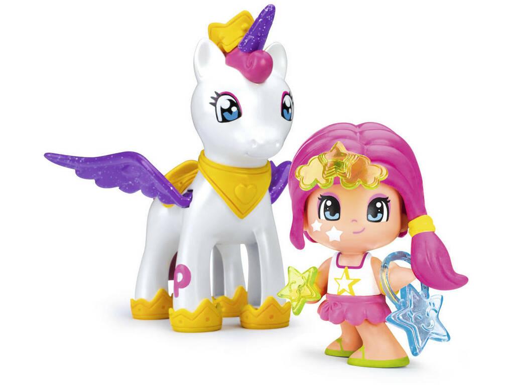 Pinypon Figurine Volo Unicorno Famosa 700014082