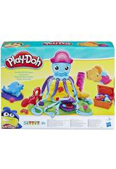Play-Doh La Pieuvre Hasbro B0800