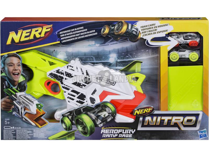 Nerf Nitro Aerofury Ramp Rage Hasbro E0408