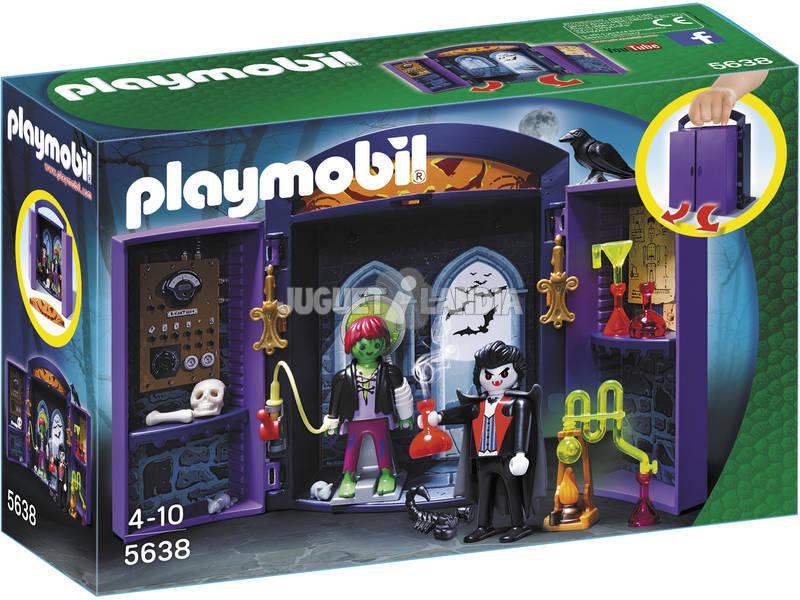 Playmobil Cofre Casa Encantada 5638