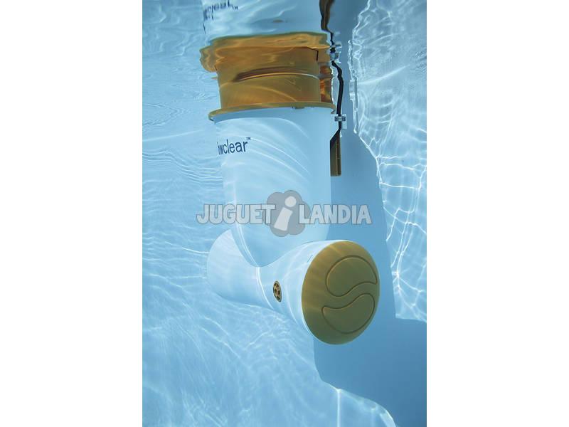 Piscina desmontable power steel rattan 427x107 cm bestway for Juguetilandia piscinas desmontables
