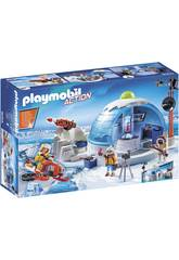 Playmobil Explorers Polar Station 9055