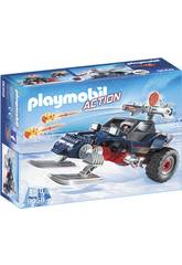 imagen Playmobil Racer Con Pirata Del Hielo 9058