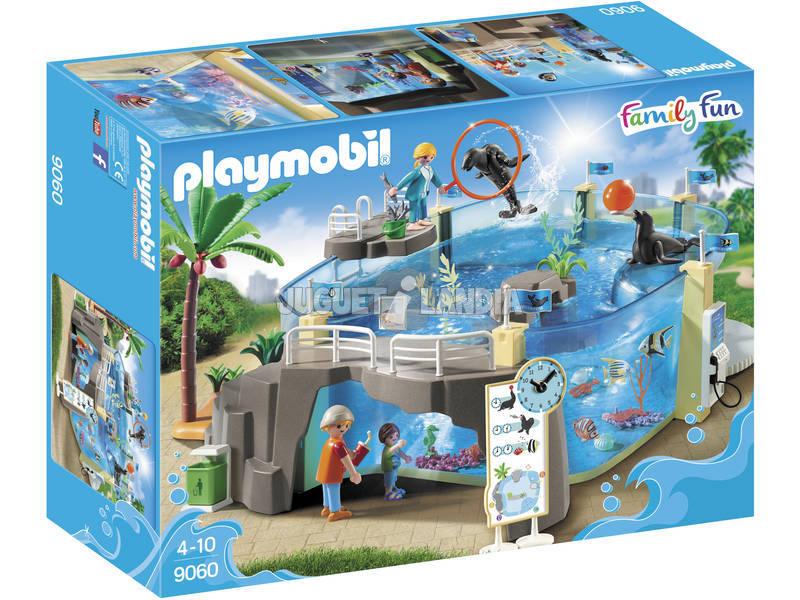 Playmobil Grande Acquario 9060