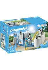 Playmobil Bassin de pingouins 9062