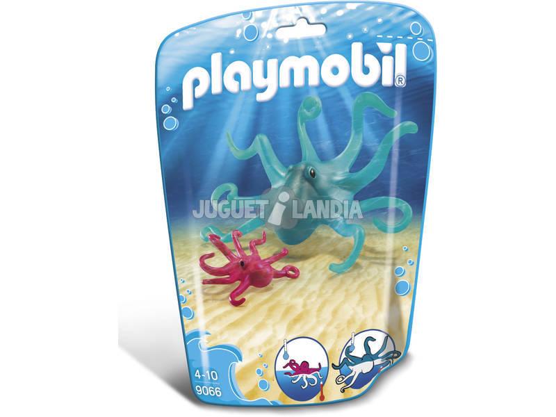 Playmobil Octopus Com Bebê 9066