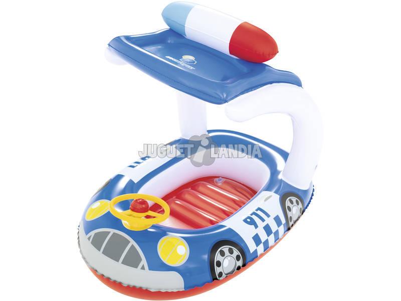 Canotto Per bambini Auto Gonfiabile con Volante 98x66 cm Bestway 34103