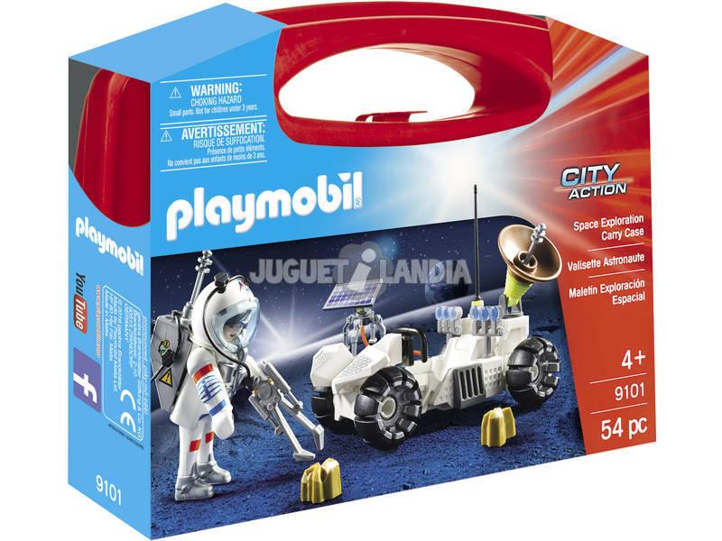 Maleta de Exploração Espacial Playmobil Grande 9101