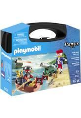Playmobil Valisette Pirate et Soldat 9102