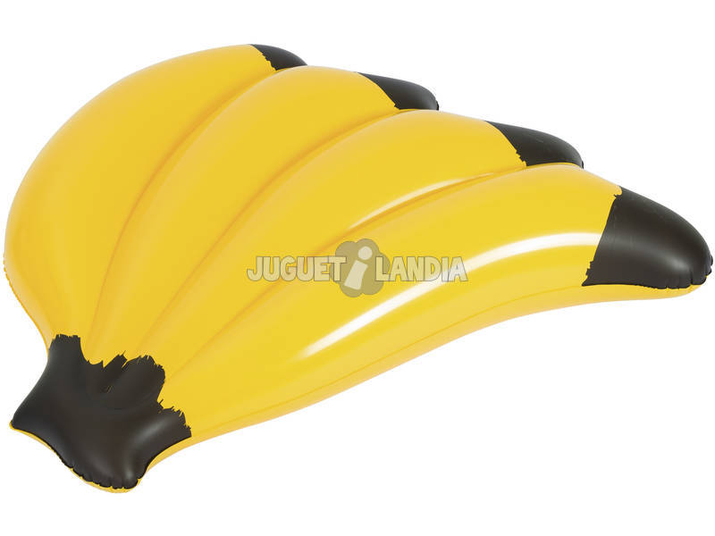 Materassino Gonfiabile Banane 139x129 cm Bestway 43160