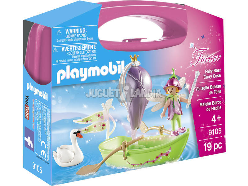 Embarcadouro Playmobil 9105