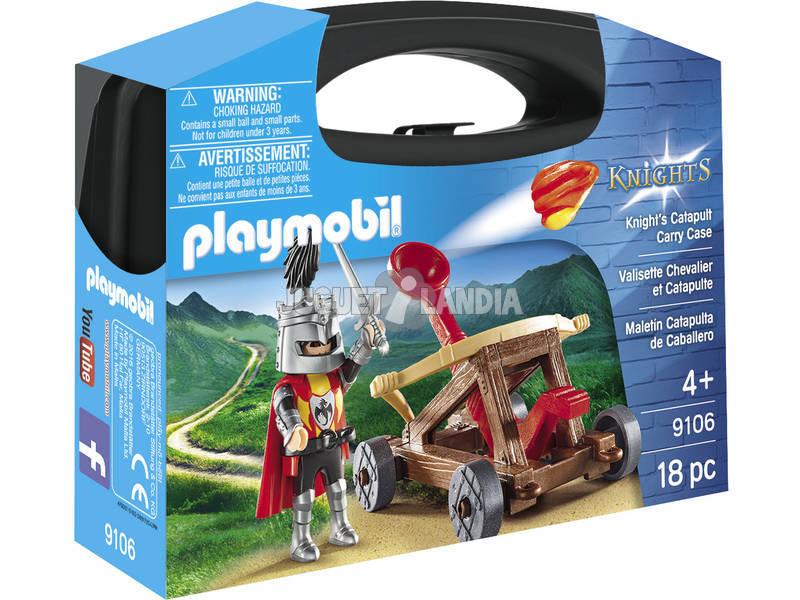 Pasta Catapulta do Playmobil Knight 9106