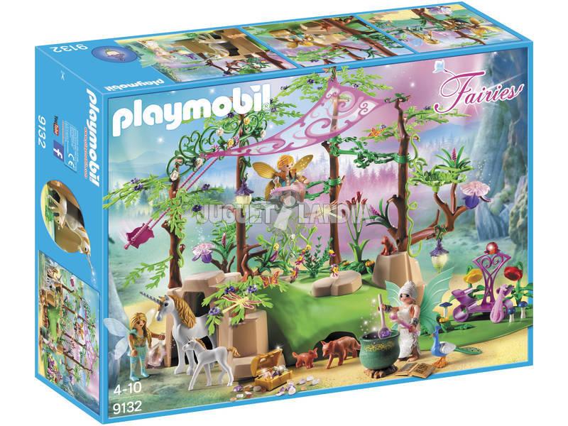 Playmobil Fairies Bosco Incantato delle Fate 9132
