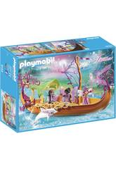 imagen Playmobil Barco Romántico De Las Hadas 9133