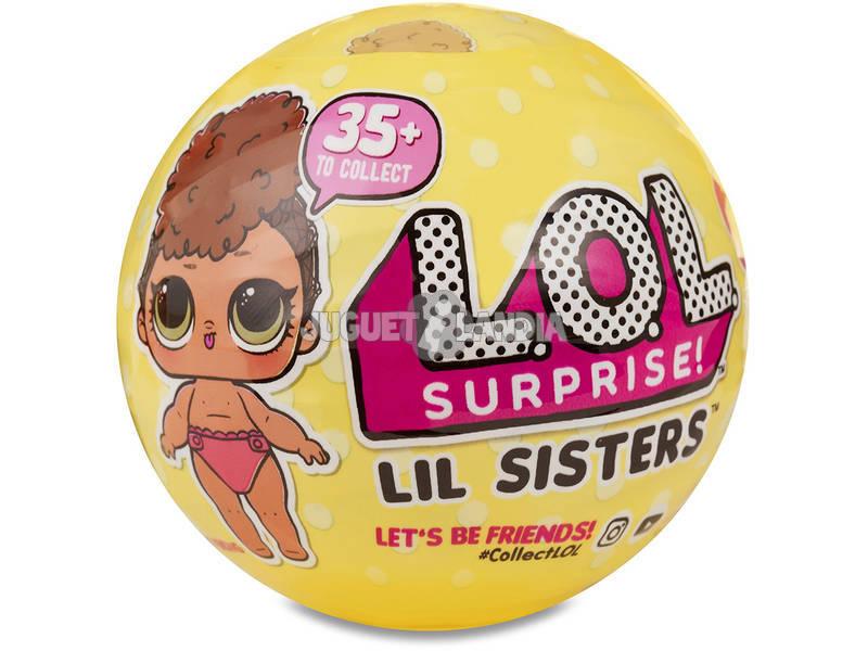 LOL Surprise LIL S3 5 Surpresas Giochi Preziosi LLU21000