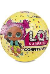 LOL Surprise Confetti Pop S3 9 Surprises Giochi Preziosi LLU09000