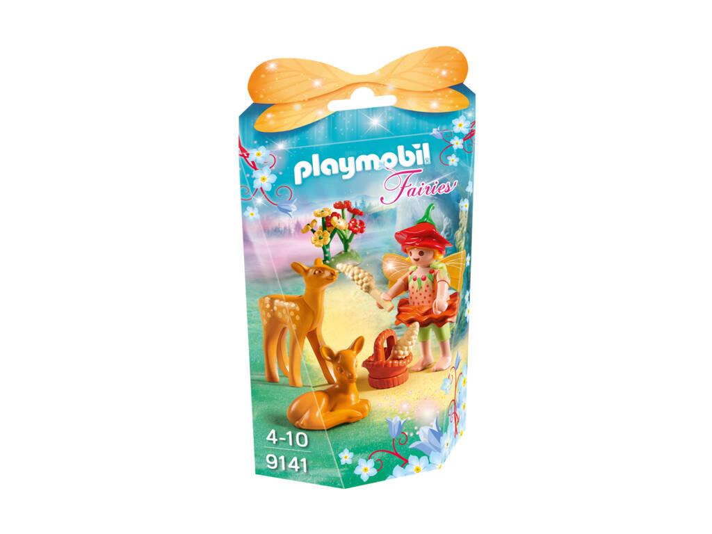 Playmobil Fatina con Cerbiatti 9141