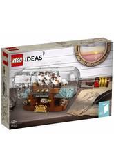 imagen LEGO Exclusivas Barco en Una Botella 21313