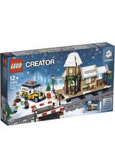 Lego Exclusives Station de Noël 10259
