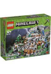 Lego Exclusives Minecraft Mine dans la Montagne 21137