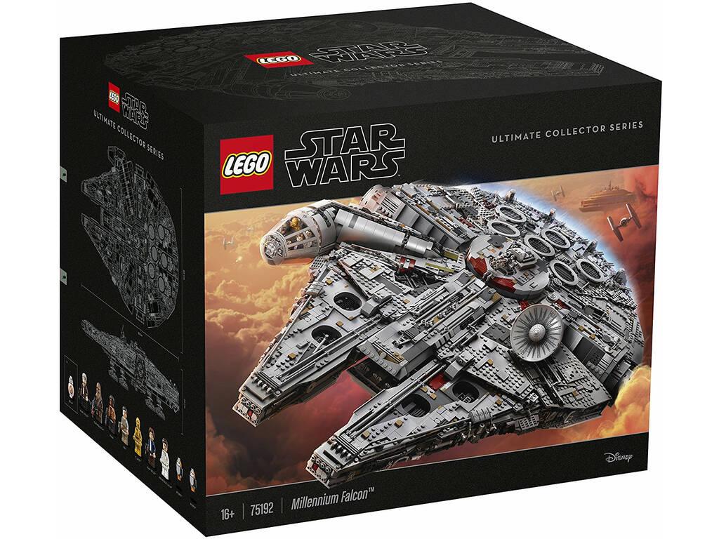 Lego Exclusivas Star Wars Halcón Milenario 75192