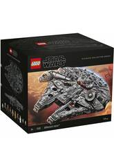 Lego Exclusives Star Wars Faucon Millénium 75192