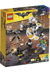 Lego Exclusives Guerre de Nourriture contre le Robot de Crâne d'Oeuf 70920