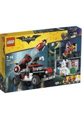 Lego Exclusives Canon de Harley Quinn 70921