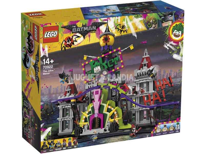 Lego Exclusivas Mansão do Joker 70922
