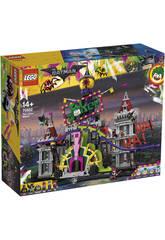 Lego Exclusive Le Manoir du Joker 70922