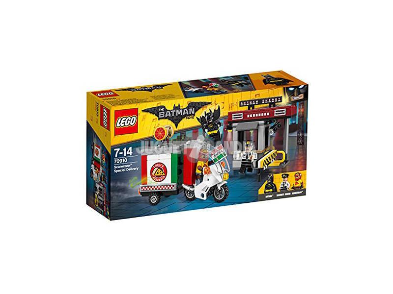 Lego Batman Movie Scarecrow Entrega Especial 70910