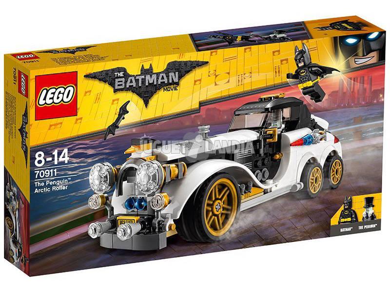 Lego Batman Arctic filme do pinguim 70911