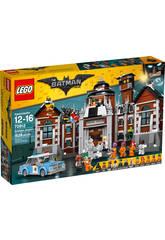Lego Batman Movie Asilo Arkham 70912