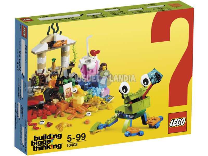 Lego Mundo Engraçado 10403