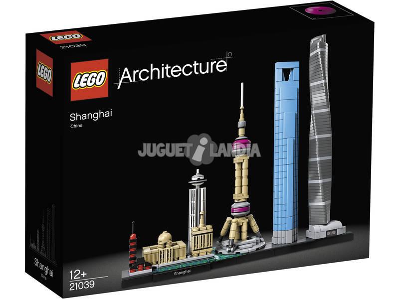 Lego Aquitectura Shanghai 21039