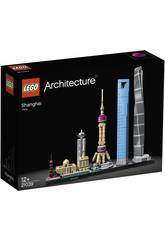 imagen Lego Aquitectura Shanghai 21039