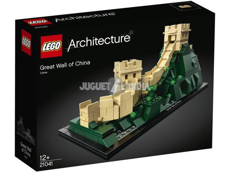 Lego Arquitetura Grande Muralha da China 21041