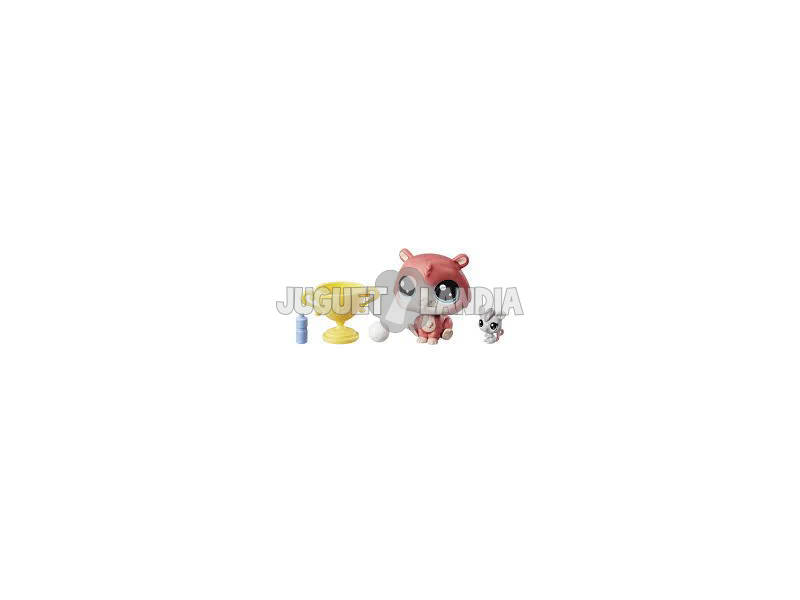 Little Pet Shop Parejas con Accesorios Hasbro B9358