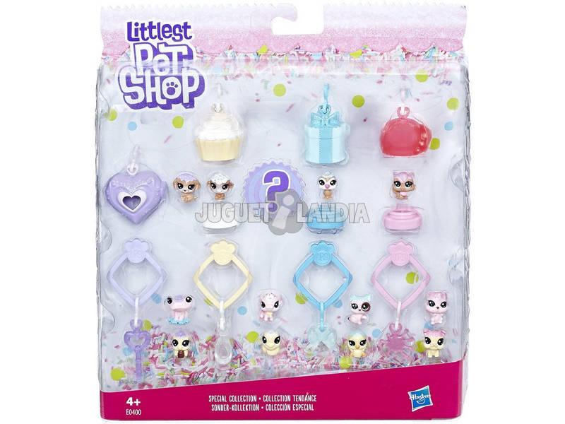 Little Pet Shop Coleccion Especial Familia Hasbro E0400