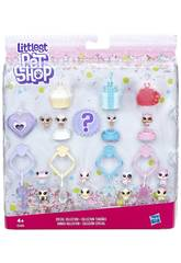 Little Pet Shop Spezial Kollektion Familie Hasbro E0400
